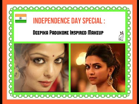 Deepika Padukone Inspired Republic Day Makeup