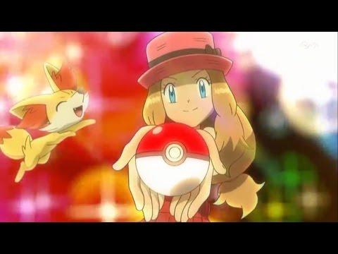 Pokmon Xy Episode 60 Serenas Haircut Serena Pokemon Xy Video