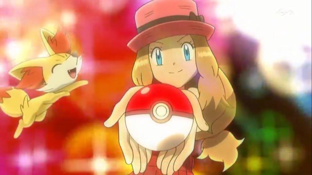 Serena - Serena (Pokemon XY) Fan Art (40471155) - Fanpop