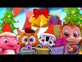 Deck The Halls   Christmas Songs For Toddlers   Xmas Videos For Kids   Cartoons by Little Treehouse