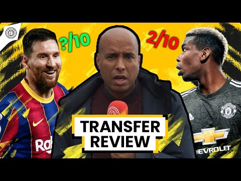 Pogba Or Messi – You Can't Have Both!   Transfer Review