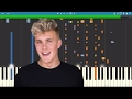 Jake Paul - It's Everyday Bro - Instrumental Remix - Piano Cover