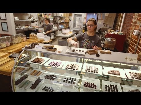 Pizzelle's Confections! Gourmet Chocolate in Huntsville, Alabama