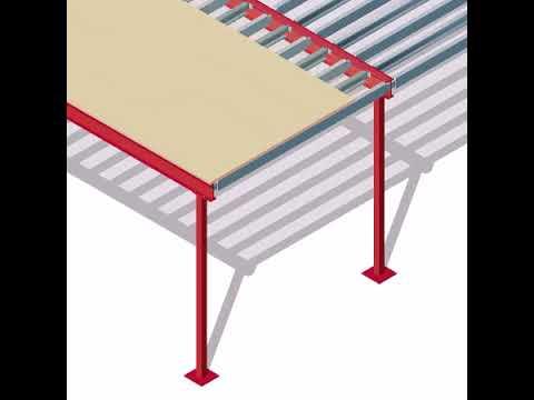 How to build a mezzanine floor?