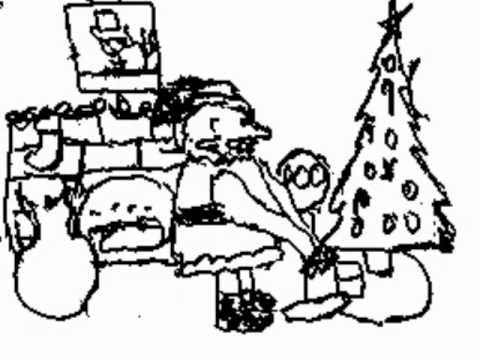 Petey the Lumberjack's Christmas