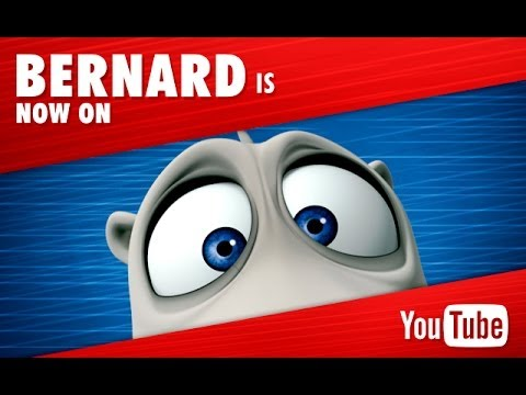 Bernard Bear - YouTube Channel!