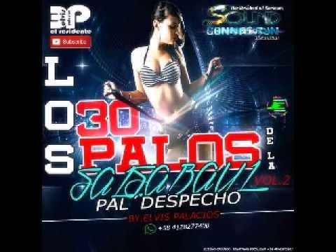 30 Palos De La Salsa Baul Pal Despecho Vol 2 By Elvis Palacios