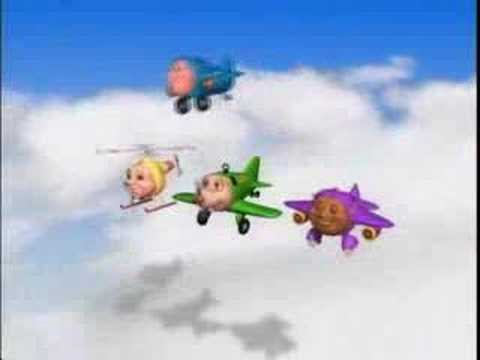 Jay Jay The Jetplane Pbs Kids Episodic Promo Youtube