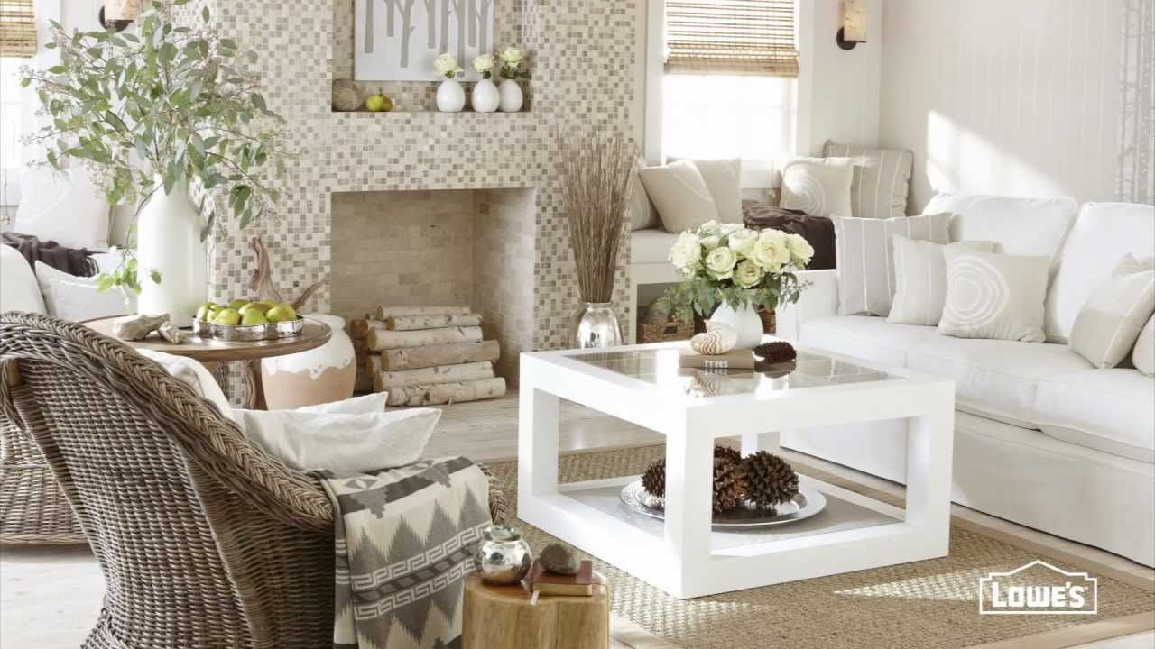 Creative Interior Design Ideas To Add Natural Beauty To
