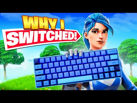 Why I Switched