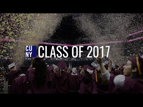 CUNY Class of 2017