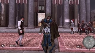 """Assassin's Creed: Brotherhood - How to climb """"The Pantheon"""" Steam Pc"""