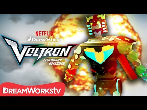 Voltron: Forming A Legend   MINECRAFT TRAILERS