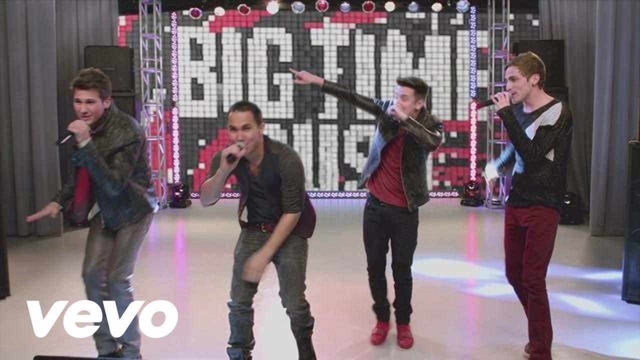 Big Time Rush - Like Nobody's Around (Video)