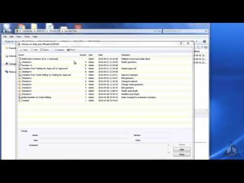 Tech Tip - SOLIDWORKS PDM Rollback Command