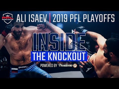 Ali Isaev Knocks Out Denis Goltsov At The Final Bell | Inside The Knockout Ep. 4