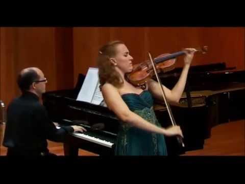"""Carmen"" Fantasie Brilliante by J.Hubay / Marianna Vasileva and Vadim Gladkov"