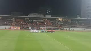 Albania vs Jordania  Himnet 🇦🇱