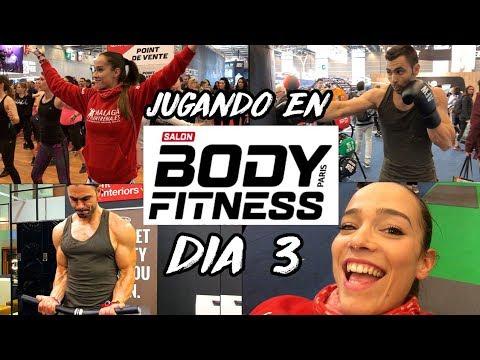 Salon body fitness paris 2018 dia 3 youtube - Salon body body paris ...