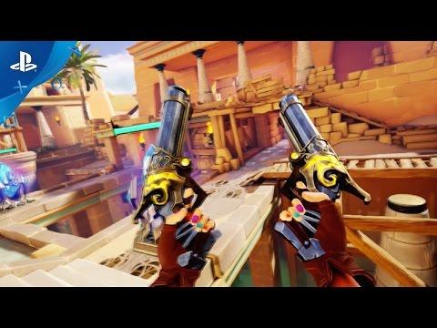Ancient Amuletor - Announce Trailer   PS VR