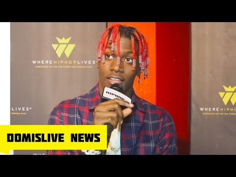"Lil Yachty Reacts to J Cole 4 Your Eyez Only Album & Getting Dissed on ""Everybody Die"