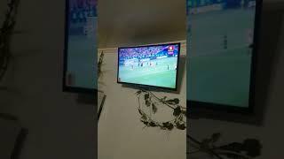 ЧМ2018 реакция на второй гол России (Россия-Хорватия)