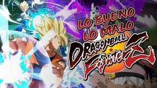 Lo bueno y lo malo de Dragon Ball FighterZ