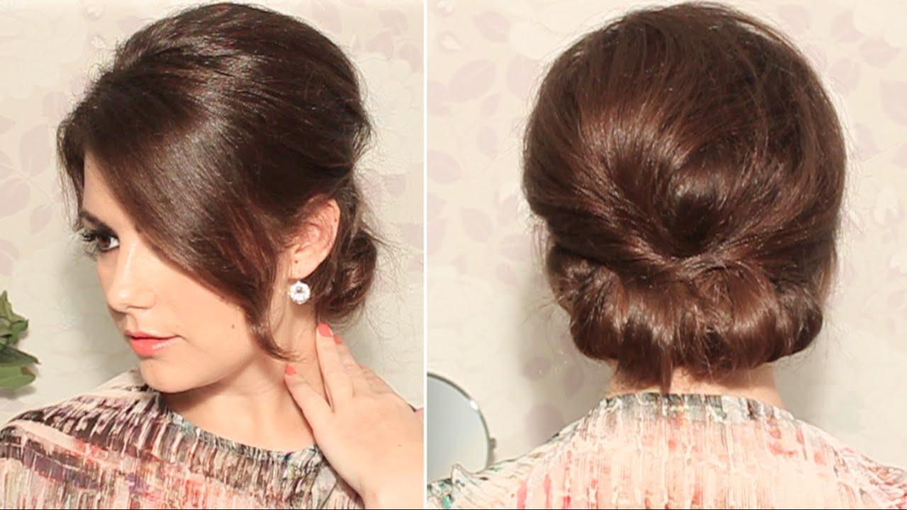 Peinados recogidos de epoca