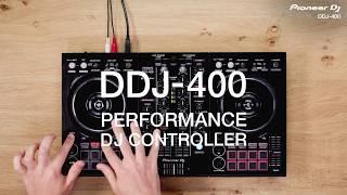 Techhouse predstavenie Pioneer DJ DDJ-400