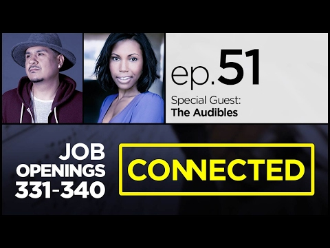 #IZCONNECTED 51 | GUEST: THE AUDIBLES + Grind Opps 331-340