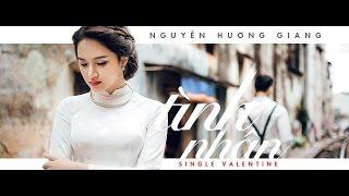 Tình Nhân [ Karaoke ] - Hương Giang Idol