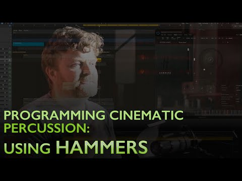 HOW TO PROGRAM CINEMATIC ACTION PERCUSSION