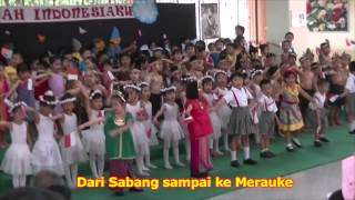 Ku Bangga Jadi Anak Indonesia
