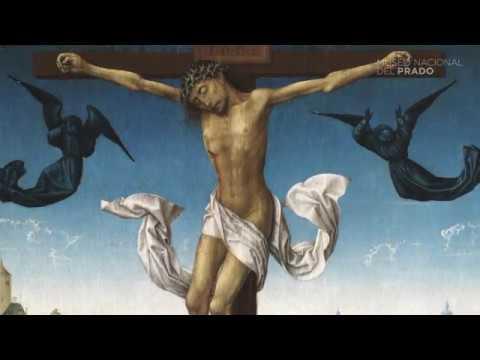 Obra comentada: La Crucifixion, El Maestro de la Leyenda de Santa Catalina
