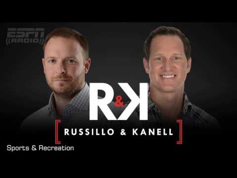 Ryen Russillo and Danny Kanell 4/13/2017 Hour 1 - Jeff Van Gundy - there