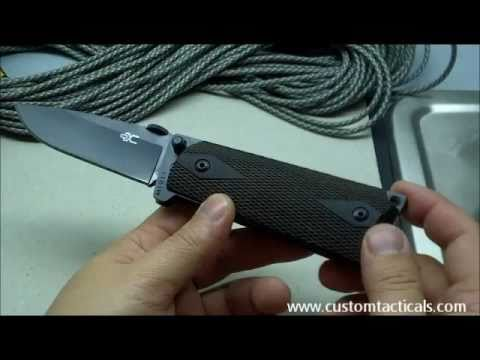 Ultimate Equipment M1911 Folding Knife Review
