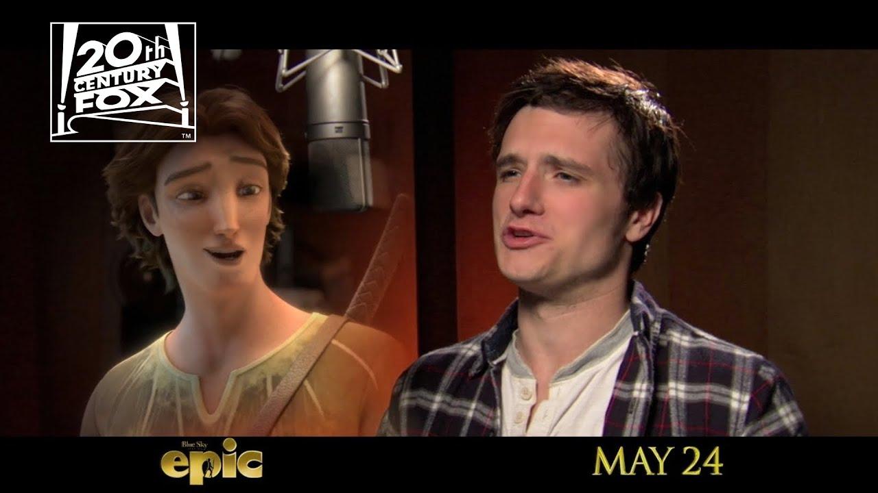 EPIC | TV Spot - Josh Hutcherson | Fox Family ...
