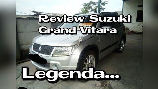 Review suzuki Grand vitara 2.0L  manual indonesia