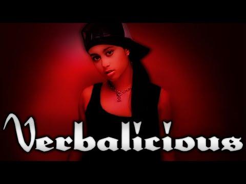 Verbalicious - Don't Play Nice - EP