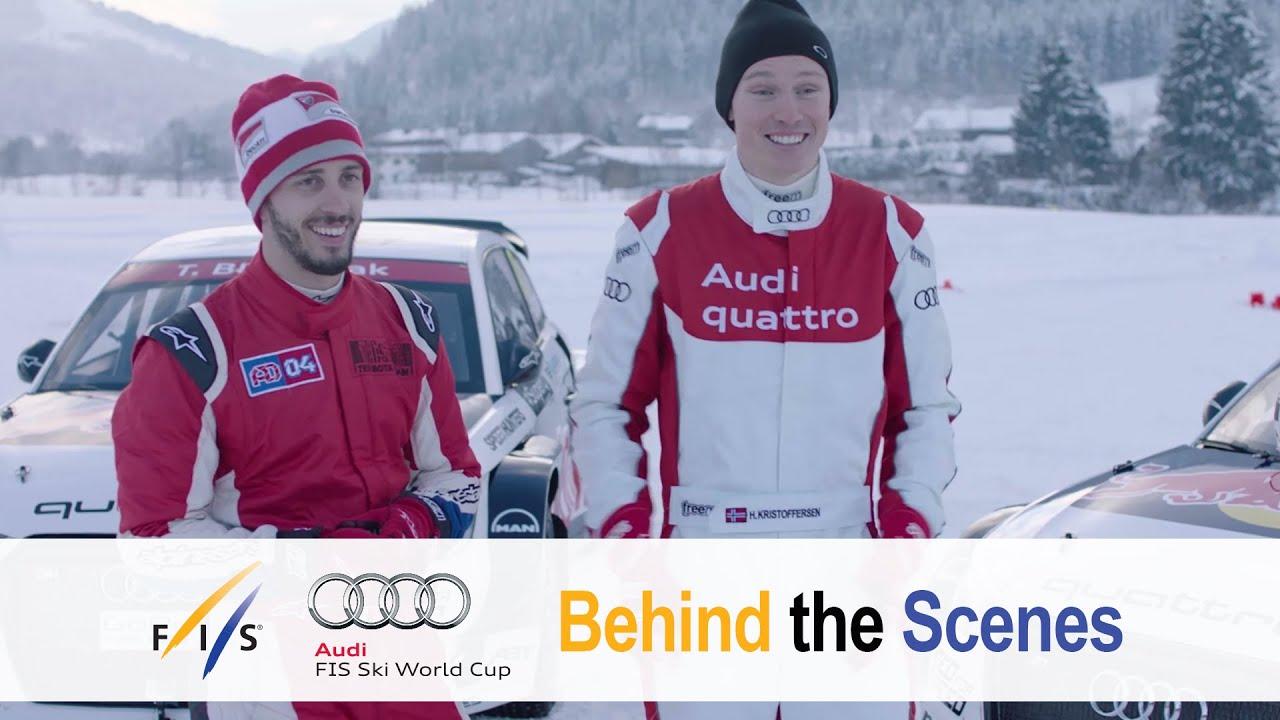 Audi quattro #superq - fis alpine
