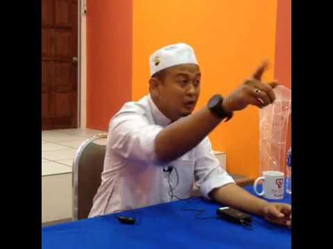 USTAZ SYAMSUL DEBAT   CERAMAH DI TNB NEGERI SEMBILAN Part 2