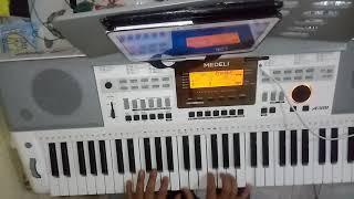 Medley El Dios de Israel es Poderoso Piano arreglos Fuego 2