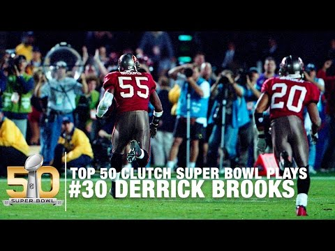 #30: Derrick Brooks