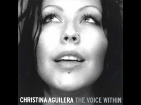 Christina Aguilera - The Voice Within (Male Version)