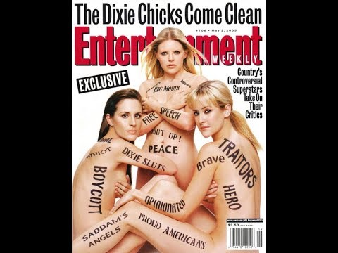 Dixie Chicks writing not ready to make nice