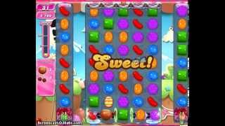 Candy Crush Saga Level 726