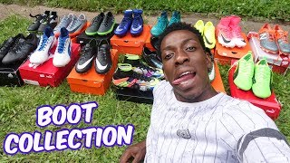My 2017 boot collection and giveaway!