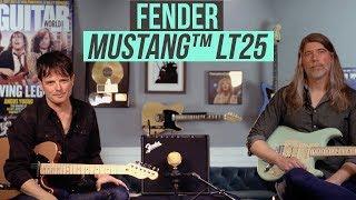 Fender Mustang LT 25 Demo