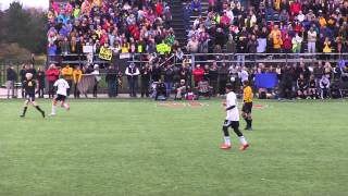 CCHS Soccer Game State Finals Final three minutes