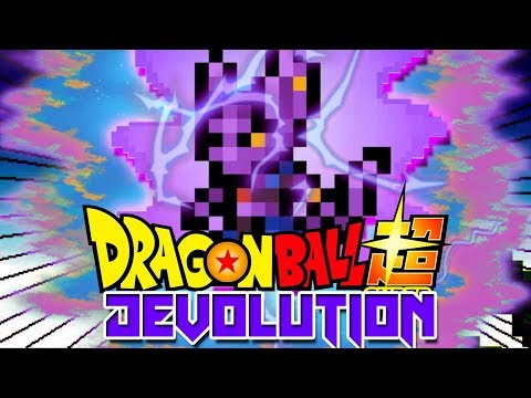 THIS IS THE HARDEST DEVOLUTION GAME EVER! | Dragon Ball Super Devolution (MOD)